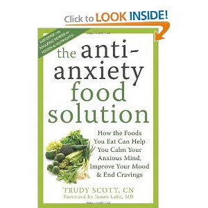 anti-anxiety food