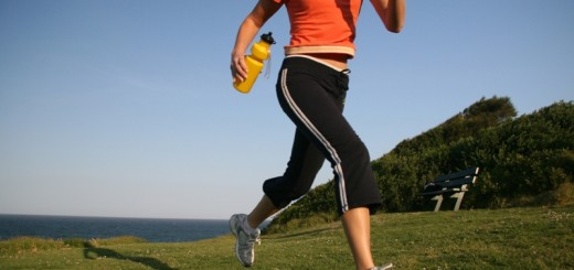 Running burning fat or muscle
